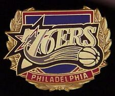 Philadelphia 76ers Pin~Peter David~NBA~1997 vintage