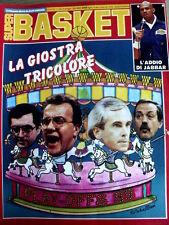 Super Basket n°18 1989 [GS36]