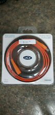 Lacie FireWire 400 to FireWire 800 4-foot length