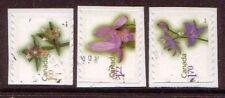 Sellos de Norteamérica 3 sellos