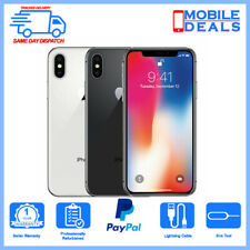 Apple iPhone X - 64GB/256GB - All Colours - UNLOCKED - Various Grades -  A1901