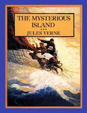 La misteriosa isla de Julio Verne/E-Book ebook PDF EPUB Roman e-licencia