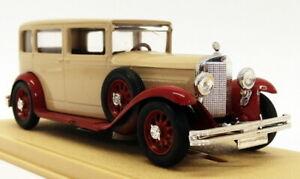 Eligor 1/43 Scale 1043 - 1929 Mercedes Benz Limousine Nurburg - Beige
