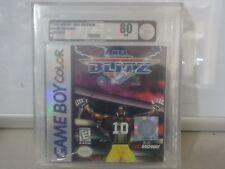 Graded NFL Blitz (Game Boy Color, 1997) NEW SEALED! - VGA 80 NM - SUPER RARE!