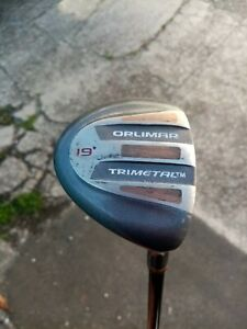 Orlimar Trimetal 19° ultralite graphite regular mazza golf