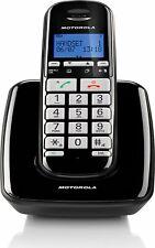Telefono Cordless Motorola DECT con Vivavoce colore Nero - S3001