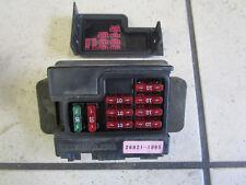E3. KAWASAKI ZX6 R Ninja ZX636 A Sicherungskasten 26021-1095 Fuse Box