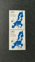 2x Brexit postage stamp Austria 31.1.2020 special issue 140.000pcs