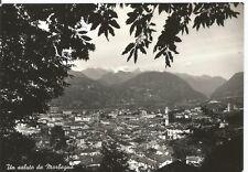 160897 SONDRIO MORBEGNO - VALTELLINA Cartolina FOTOGRAFICA viaggiata 1959