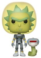 Rick and Morty - Rick Space Suit with Snake Pop! Vinyl-FUN45434-FUNKO