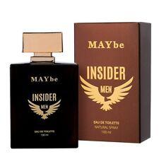 MAYbe Insider Eau De Toilette Natural Spray for Men 100ml