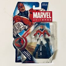 "2010 Marvel Universe 3.75"" #026 Series 2 Captain Britain Action Figure By Hasbro"