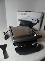 Breville Panini Grill TG425XL Adjustable Height Box Drip Pan & Scraper
