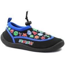 Chaussures bleues en synthétique pour garçon de 2 à 16 ans pointure 25