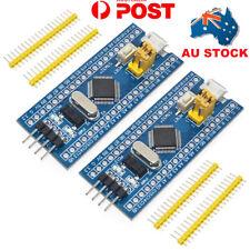 AU 2pcs STM32F103C8T6 ARM STM32 Minimum System Development Board Module Arduino