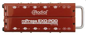 Radial Exo-Pod Press-box expander floorbox  BEST OFFER R066