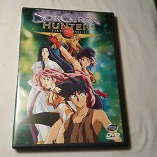 Sorcerer Hunters 4 - Magical Battles (DVD, 2001)