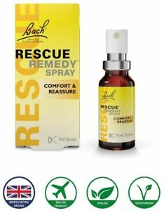 RESCUE Remedy Spray, 7 ml