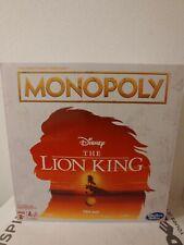 Disney The Lion King Monopoly Game