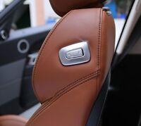 Chrom Copilot Sitz Einstellung Schalter Für Range Rover Vogue L405 2014-17