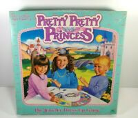 Pretty Pretty Princess Board Game Parker Brothers 1990 Incomplete