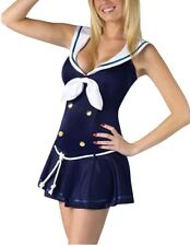 New Leg Avenue Sexy Sailor Medium Anchors Away Costume