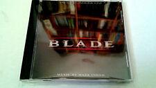 "ORIGINAL SOUNDTRACK ""BLADE"" CD 14 TRACKS MARK ISHAM BANDA SONORA BSO OST"