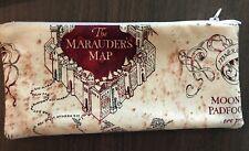 Harry Potter Marauders Map Wallet (homemade)