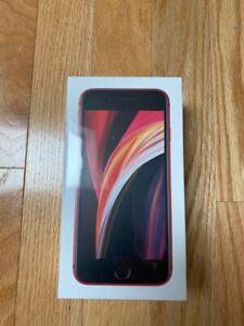 Apple iPhone SE 2nd Gen. (PRODUCT)RED - 128GB (Verizon) - BRAND NEW!