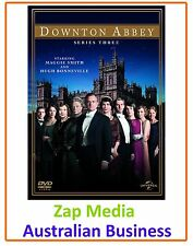 DOWNTON ABBEY - COMPLETE DVD SERIES SEASON 3 - BRAND NEW & SEALED - DOWNTOWN