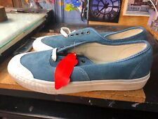 Vans Authentic 138 Vintage Military Corsair Blue Sz US 11.5 Men VN0A3TK6U67 New