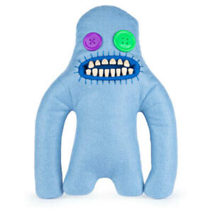 Spin Master FUGGLER Funny Ugly Monster Blue Sasquoosh Brand New In Box