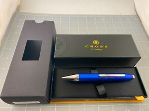 Judd's NEW Cross X Series Cobalt Blue Rollerball Pen