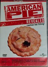 American Pie Revealed - Documentary (DVD, 2002) Jason Biggs BRAND NEW