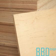 18mm Multiplex Platte mit Zuschnitt Regalboden Birkenholz Sperrholzplatte