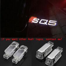 Audi SQ5 LOGO GHOST LASER PROJECTOR DOOR UNDER PUDDLE LIGHTS FOR AUDI 2000-2018