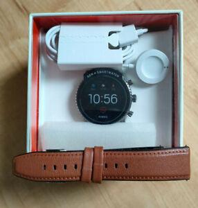 Fossil Q Explorist HR 4. Generation Smartwatch für Herren DW6F1 (FTW4012)