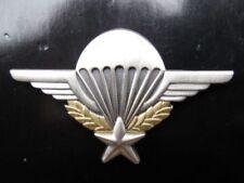 French Army Paratrooper Airborne Wings Abzeichen Para Pin Fallschirmjäger WWII