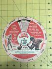 Vintage Rare Joe Weider Mr. America Course Dial A Body 1968