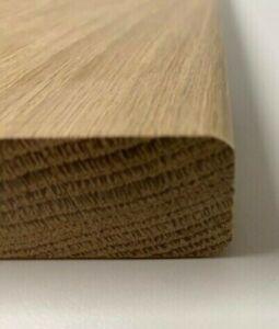 Solid Oak Pencil Round Edge Window Boards