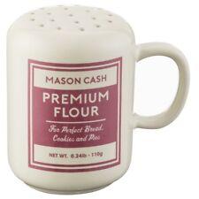 Mason Cash Baker's Authority 110Gram Stoneware Flour Shaker