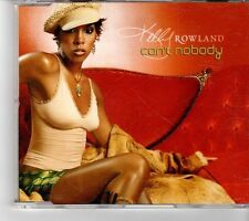 (FP32) Kelly Rowland, Can't Nobody - 2003 DJ CD