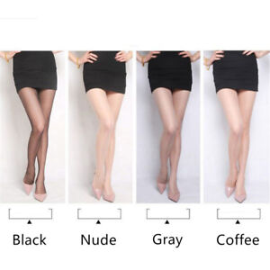 1 Pair Elasticity High Waist Stockings Pantyhose Plus Size Style Fit to 250 lb