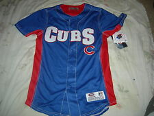Chicago Cubs Youth size 6/7 Home Blue Jersey,NWT,CUSTOMIZE 4 FREE,MAKES GR8 GIFT