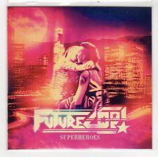 (GI525) Futurecop!, Misanthropist Wolf / Superheroes - 2013 DJ CD