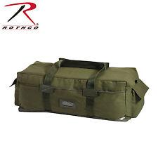 Rothco 8137 Canvas Israeli Type Duffle Bag