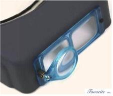Donegan OptiVISOR® Binocular Magnifier DA-3, 1-3/4X, 14