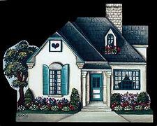 Brandywine Collectible Neighborhood Houses: FRENCH COUNTRY MANOR