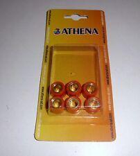 ATHENA KIT 6 RULLI VARIATORE (15X12X7,0GR) MALAGUTI F12 PHANTOM RESTYLING EU2 50