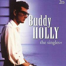 Singles Plus HOLLY,BUDDY Audio CD